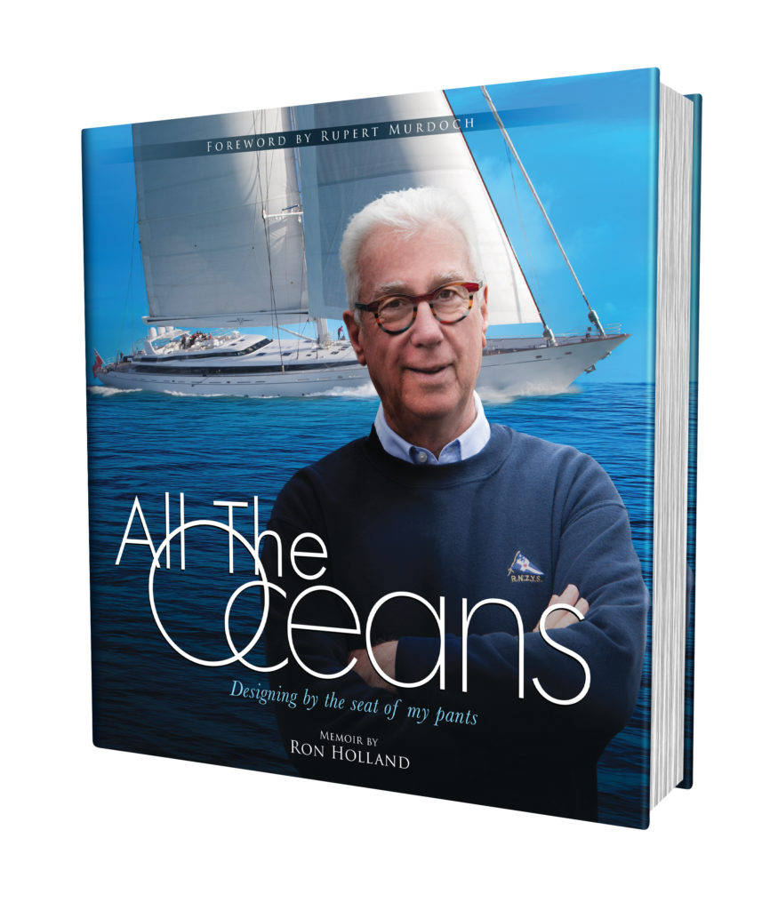 All The Oceans book 3D