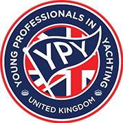 YPY UK logo Young Professionals in Yachting UK