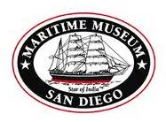 Maritime Museum of San Diego, logo for museum